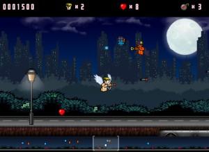 Capture d'écran du jeu Heart Attack