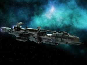 Capture d'écran du jeu Astrowars