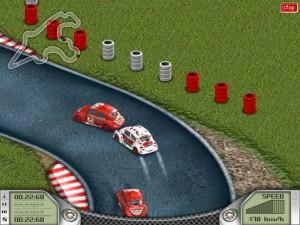 Capture d'écran du jeu Uniroyal Funcup