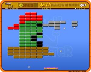 Capture d'écran du jeu Moby Blaster
