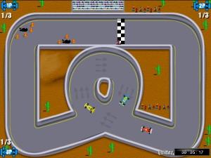 Capture d'écran du jeu Delta Gp