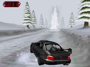 Capture d'écran du jeu Redline Rumble 2 : Detonator
