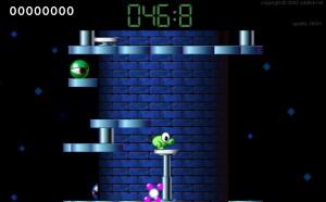 Capture d'écran du jeu Nebulus