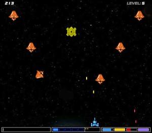 Capture d'écran du jeu Coldwing