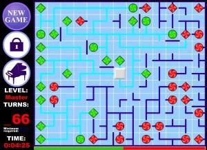 Capture d'écran du jeu Net
