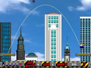 Capture d'écran du jeu Rocket Bob