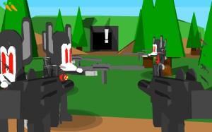 Capture d'écran du jeu Gunny Bunny