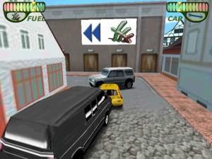 Capture d'écran du jeu Ffx Runner