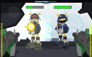 Capture d'écran du jeu Gunny Bunny ++ Double Sight