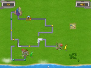 Capture d'écran du jeu Gastrix