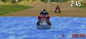 Capture d'écran du jeu Test Ride 05 Challenge