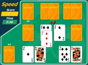 Capture d'écran du jeu Speed