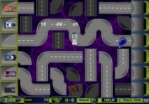 Capture d'écran du jeu Acceleracers Track Mod