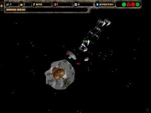 Capture d'écran du jeu Flashwars