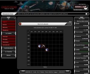 Capture d'écran du jeu Star Wars In New Generation