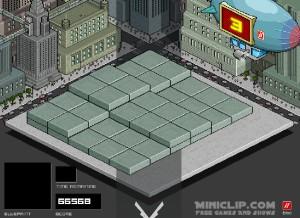 Capture d'écran du jeu Stackopolis