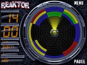 Capture d'écran du jeu Reaktor