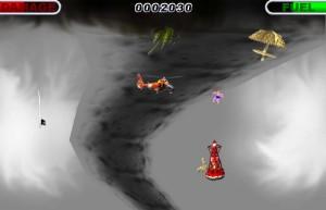 Capture d'écran du jeu Rescueblade : Bermuda Triangle