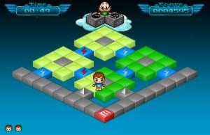 Capture d'écran du jeu Dancefloor Dominator