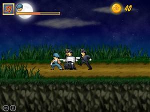 Capture d'écran du jeu The Legend Of Liao Tian-ding