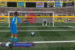 Capture d'écran du jeu Stadium Soccer Showndown
