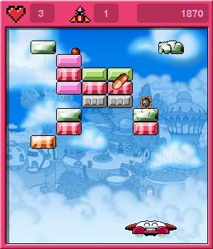 Capture d'écran du jeu Pioo Pioo Sky