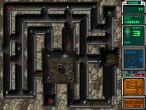 Capture d'écran du jeu The Matrix : Tunnel Recon