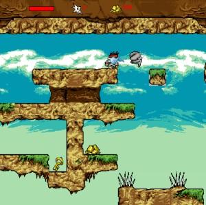 Capture d'écran du jeu Ninjack