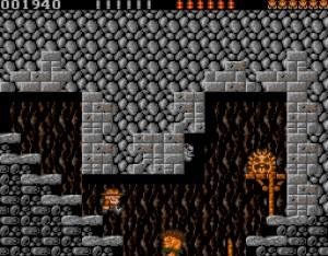 Capture d'écran du jeu Rick Dangerous