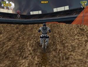 Capture d'écran du jeu Braap Braap