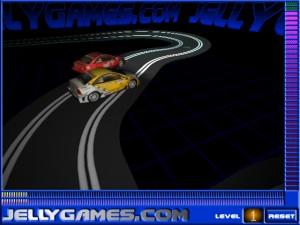 Capture d'écran du jeu Scalextric