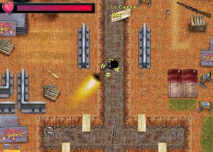 Capture d'écran du jeu Stick Arena