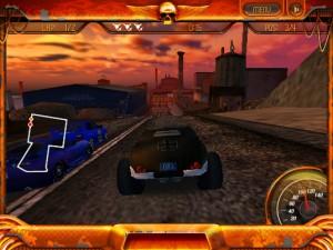 Capture d'écran du jeu Speed Demon