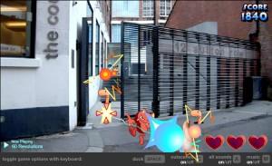 Capture d'écran du jeu Toon Crisis
