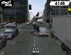 Capture d'écran du jeu Street Sesh