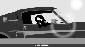 Capture d'écran du jeu Sift Heads 2 Sniper Game