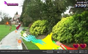 Capture d'écran du jeu Toon Crisis 2