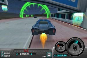 Capture d'écran du jeu Drift'n'burn 365