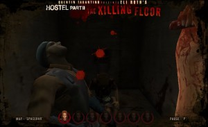 Capture d'écran du jeu Hostel Part 2 : The Killing Floor
