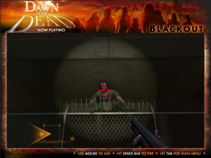 Capture d'écran du jeu Dawn Of The Dead