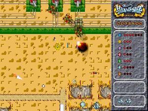 Capture d'écran du jeu Hurricane