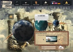 Capture d'écran du jeu Skirmish Islands