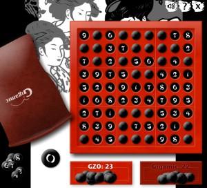 Capture d'écran du jeu Kakuzu