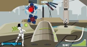 Capture d'écran du jeu O.r.a