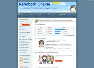 Capture d'écran du jeu Rehoboth Online