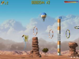 Capture d'écran du jeu Stunt Pilot 2