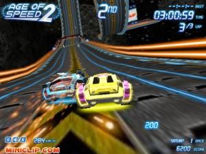 Capture d'écran du jeu Age Of Speed 2