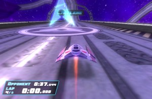 Capture d'écran du jeu Jetlane