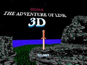 Capture d'écran du jeu Zelda 2 Fps
