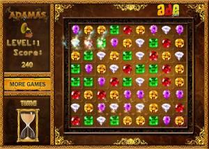 Capture d'écran du jeu Adamas